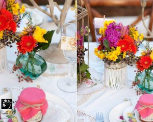 Styling by Love Bird Weddings