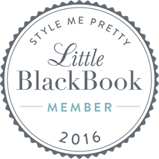 Style Me Pretty Little Black Book Member 2015