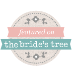 Featured on The Brides Tree
