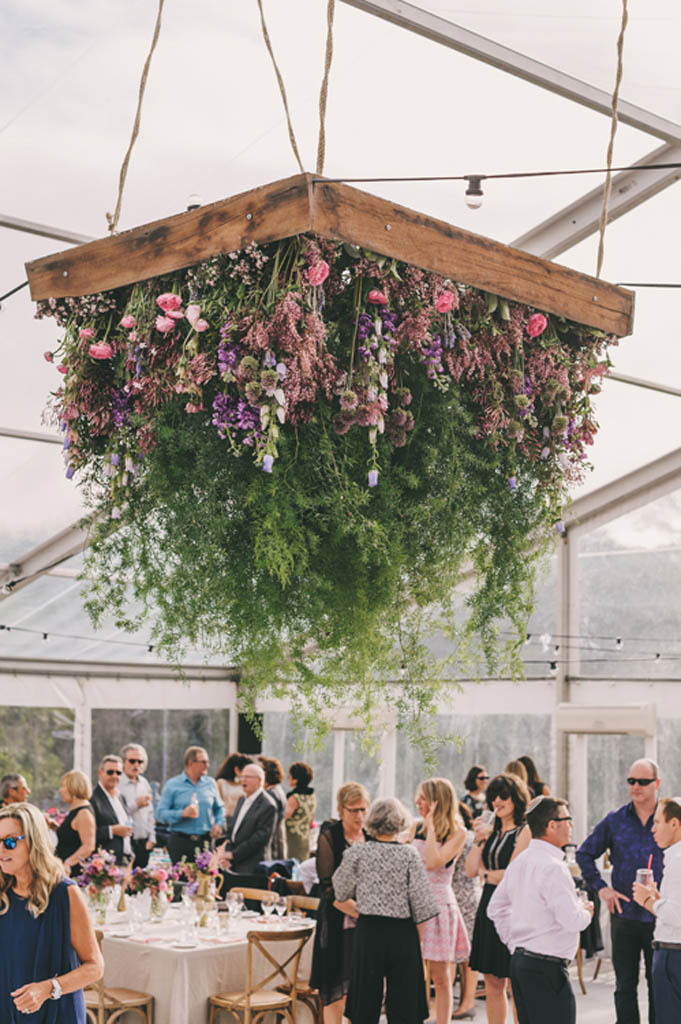 drop ceiling decorating ideas - Hanging Structures and Floral Installations Mondo Floral