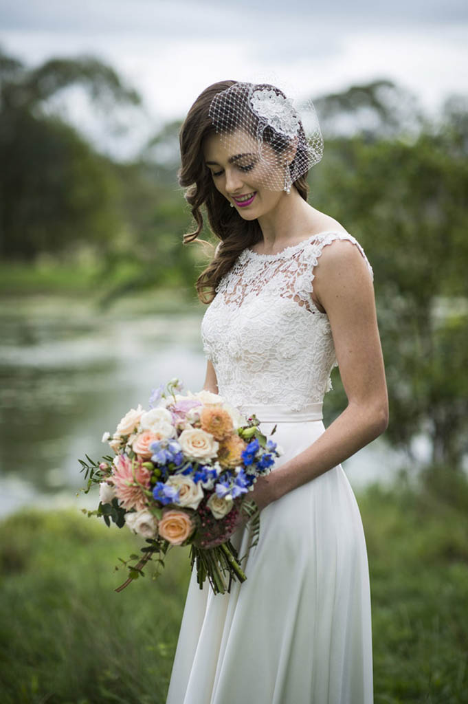 Sunshine coast wedding flowers